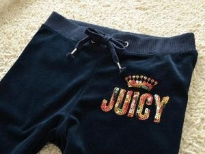 Дамски спортен комплект Juicy Couture с паети