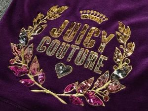 Спортен Комплект Juicy Couture кадифе